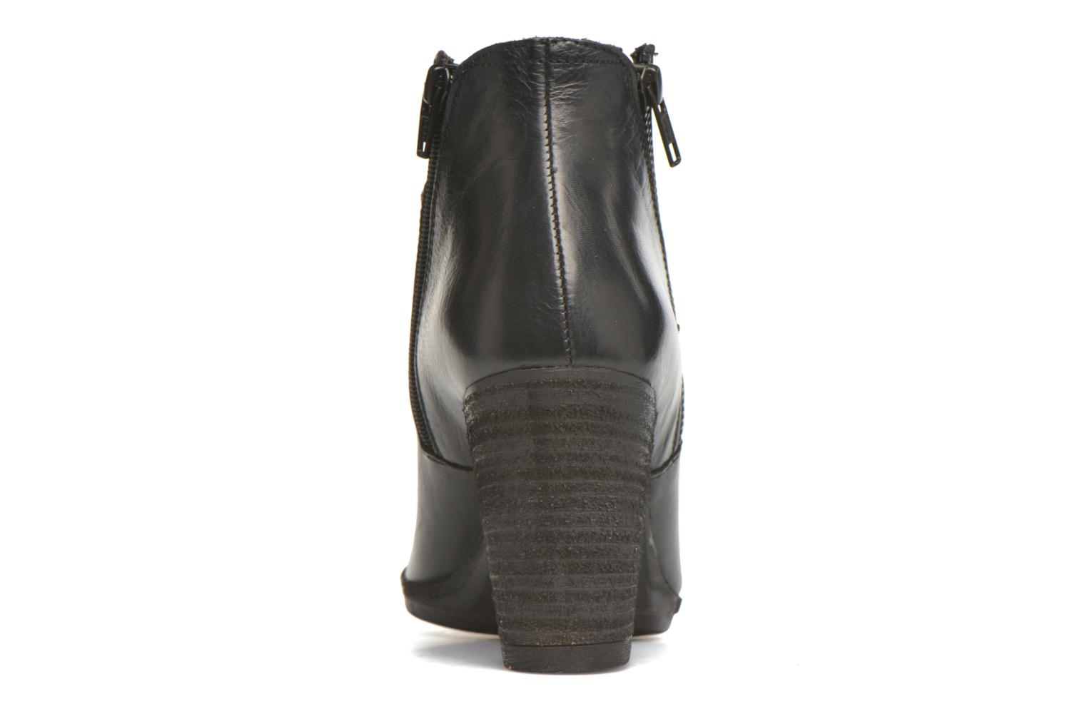 Ankle boots Khrio Eva Black view from the right