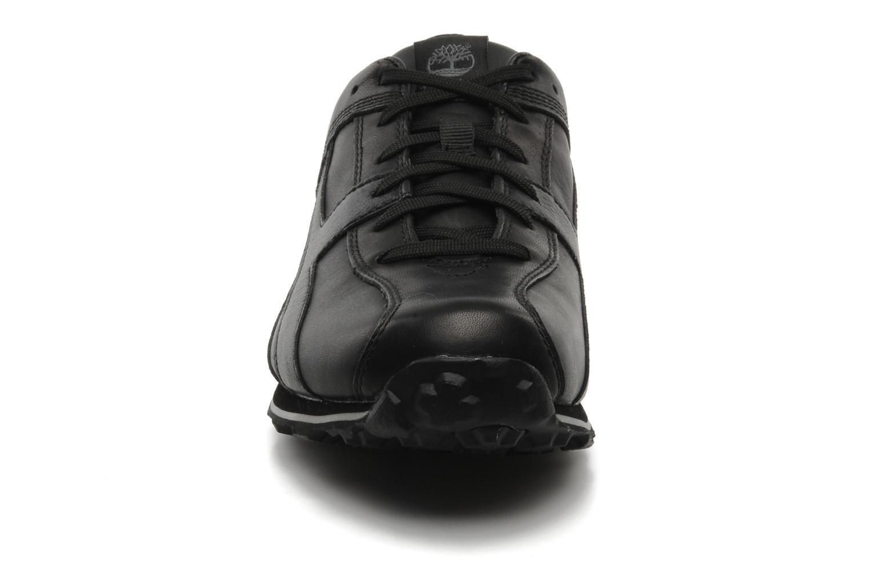Baskets Timberland Trainer Low Noir vue portées chaussures