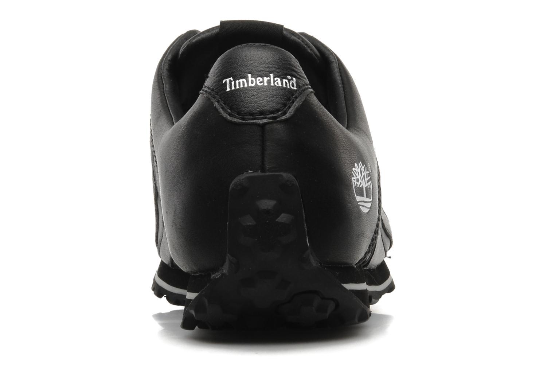 Baskets Timberland Trainer Low Noir vue droite