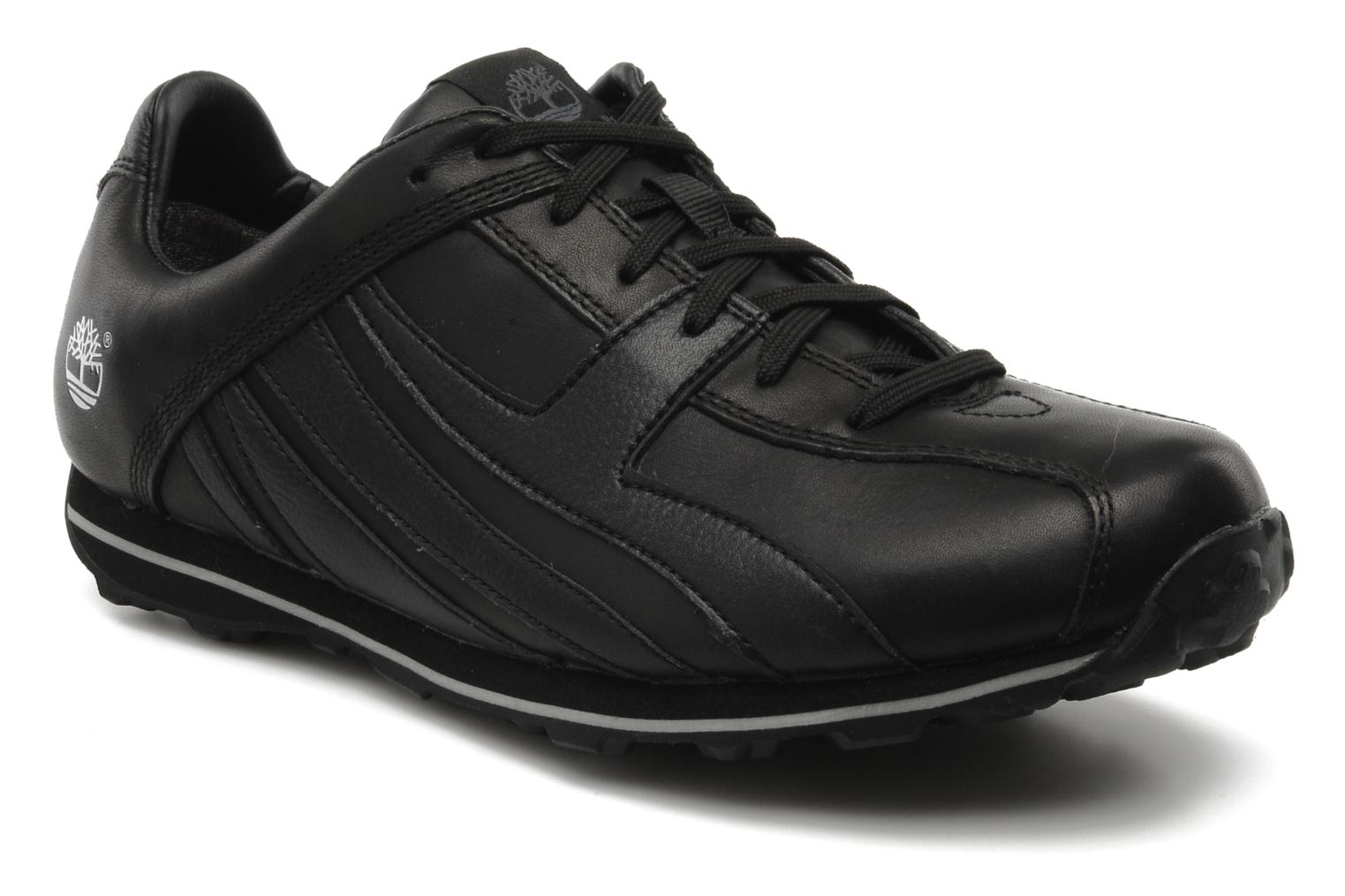 Trainer Low Black Smooth