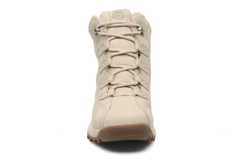 Bottines et boots Timberland Canard Resort Mid 2.0 WP Boot Beige vue portées chaussures