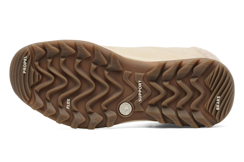 Bottines et boots Timberland Canard Resort Mid 2.0 WP Boot Beige vue haut