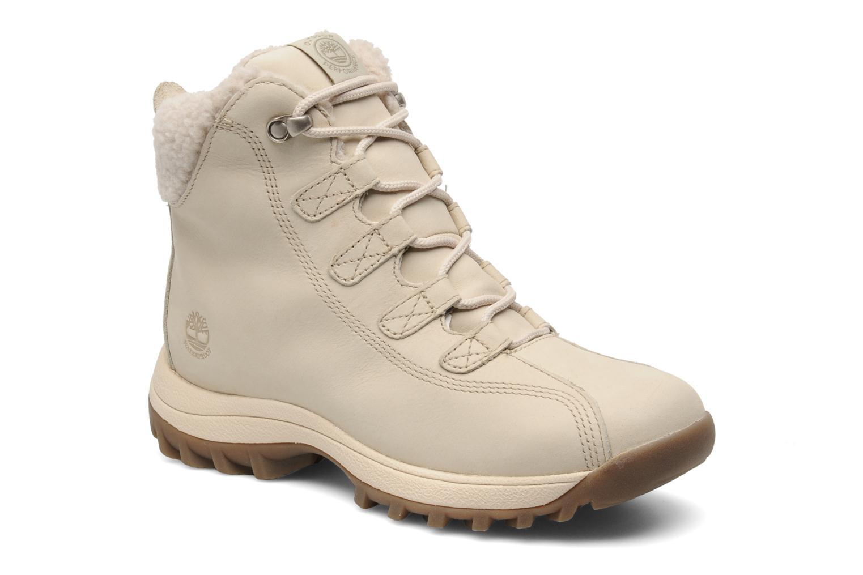Bottines et boots Timberland Canard Resort Mid 2.0 WP Boot Beige vue détail/paire