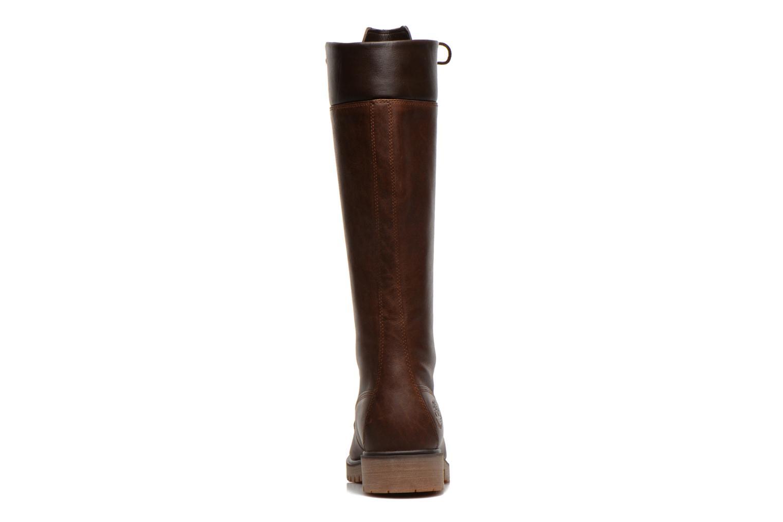 Bottes Timberland Women's Premium 14 inch Marron vue droite