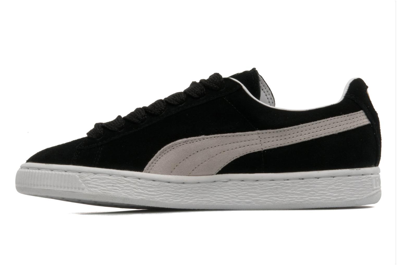 Sneakers Puma Suede classic eco W Svart bild från framsidan