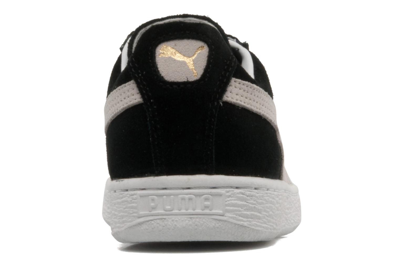 Sneakers Puma Suede classic eco W Svart Bild från höger sidan