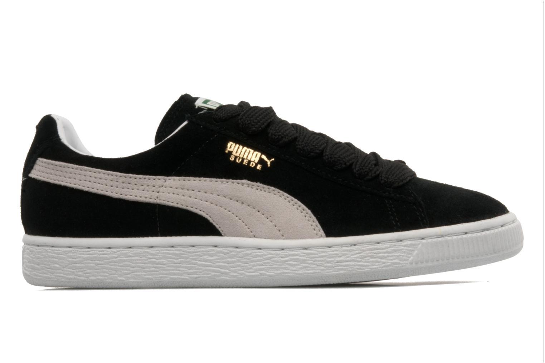 Baskets Puma Suede classic eco W Noir vue derrière