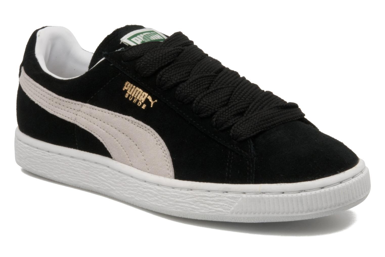 Baskets Puma Suede classic eco W Noir vue détail/paire