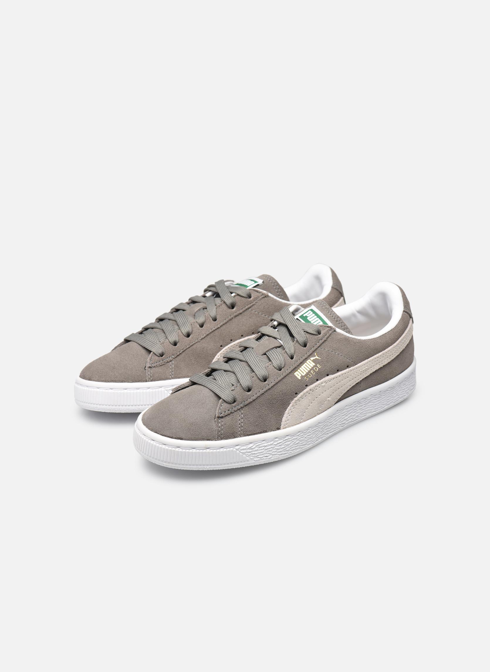 Sneakers Puma Suede classic eco W Grå bild från under