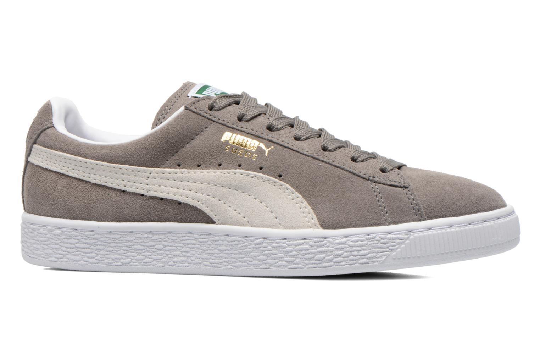 Trainers Puma Suede classic eco W Grey back view