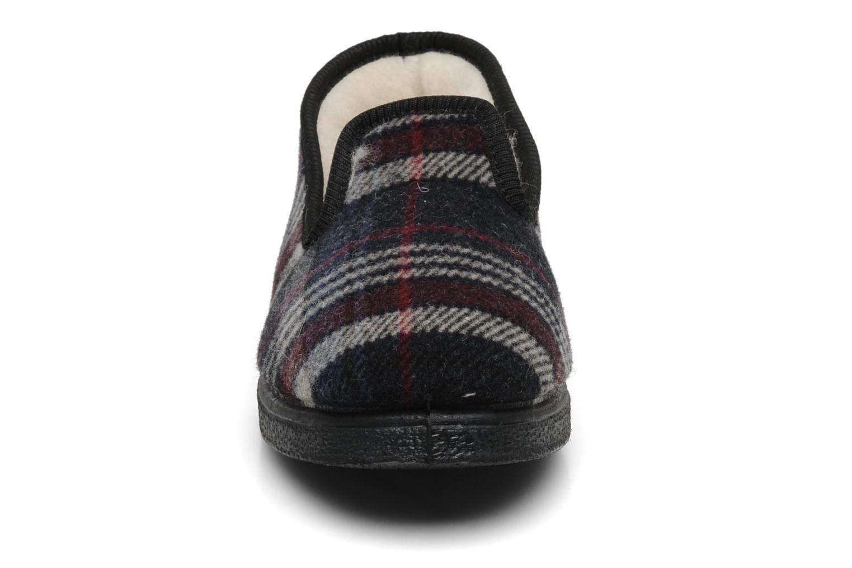 Chaussons Rondinaud Domancy Noir vue portées chaussures