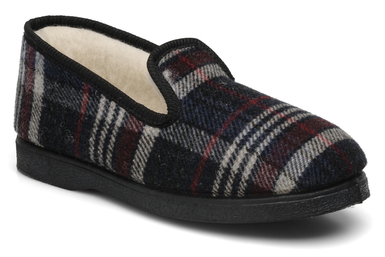 Pantofole Rondinaud Domancy Nero vedi dettaglio/paio