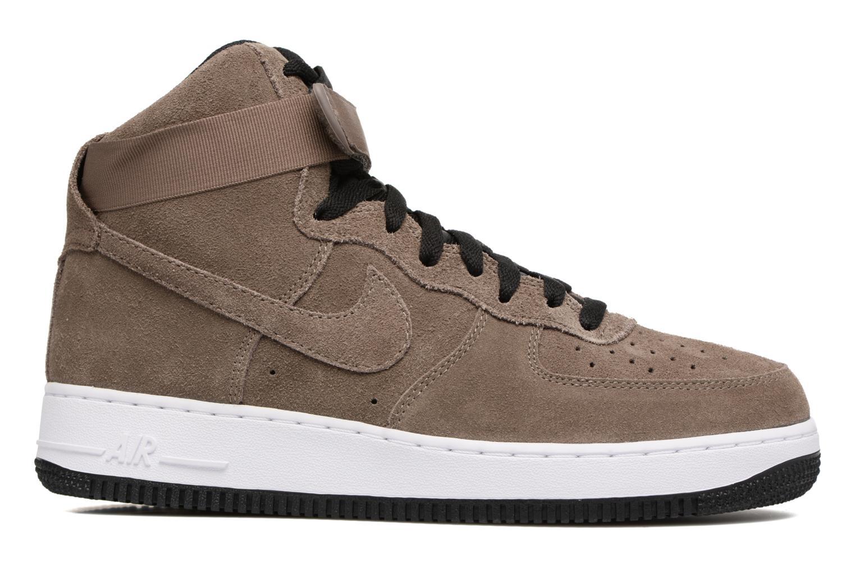 Baskets Nike Air Force 1 High'07 Marron vue derrière