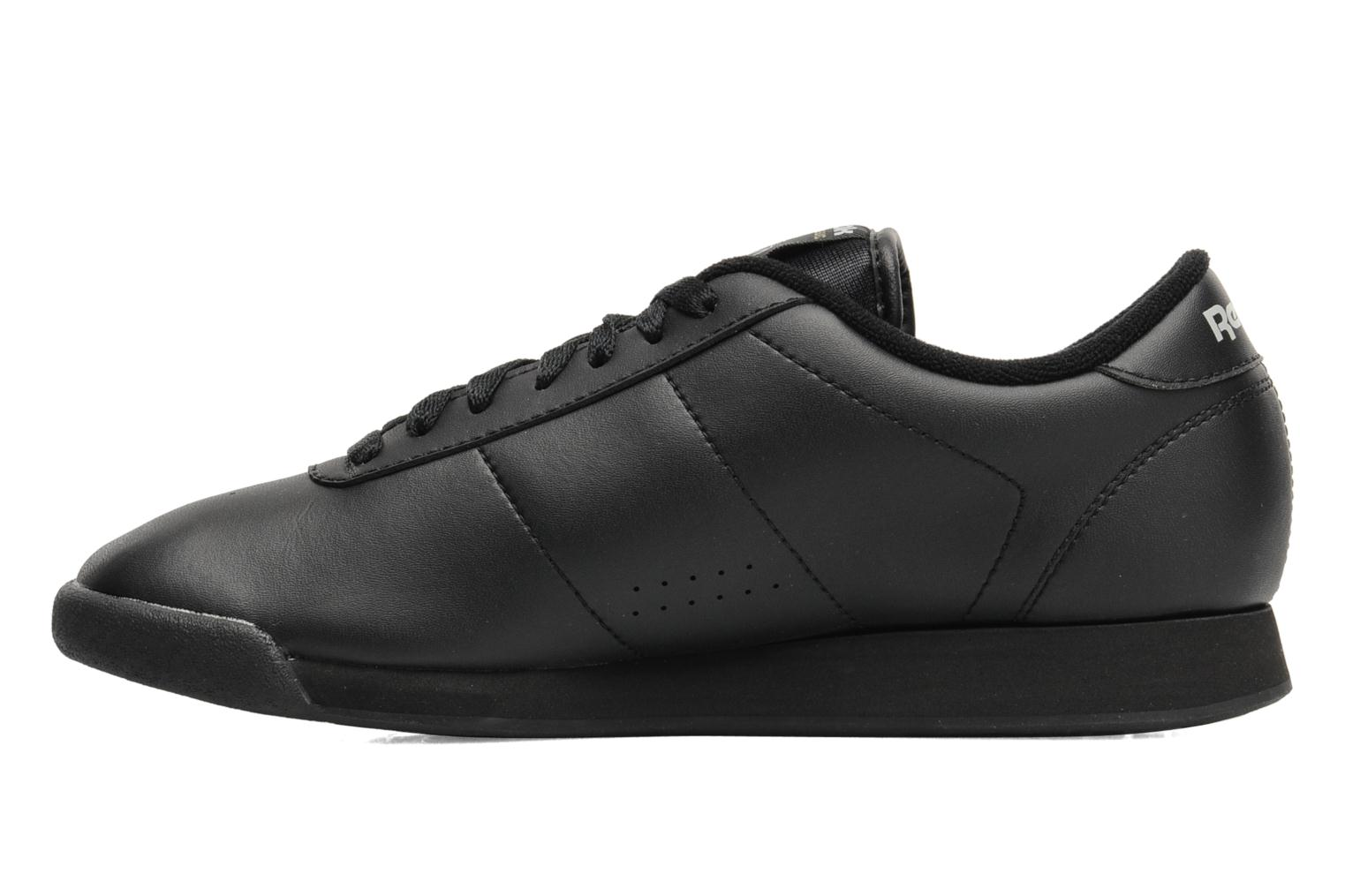 Trainers Reebok Princess Black front view