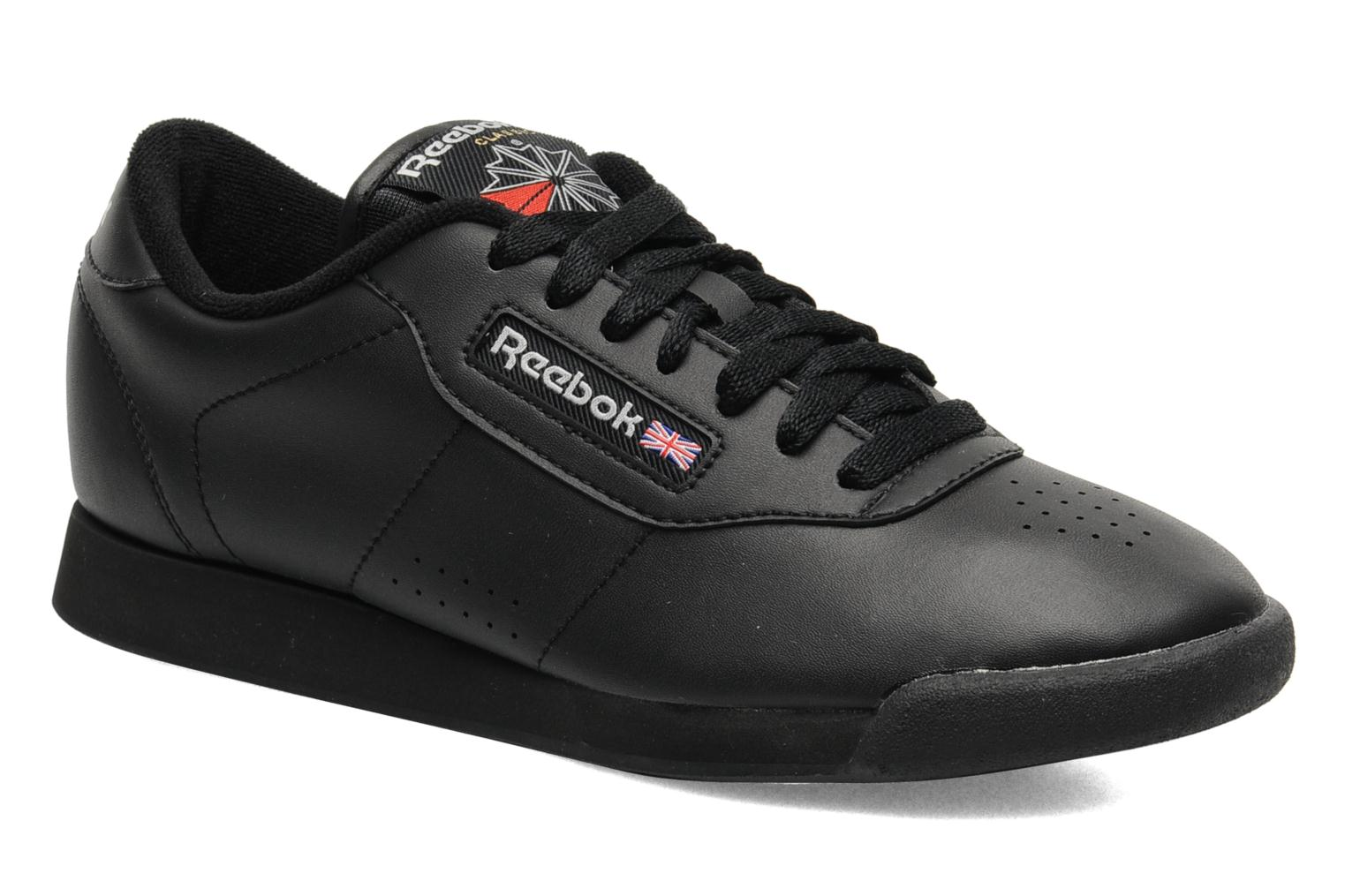 Trainers Reebok Princess Black detailed view/ Pair view