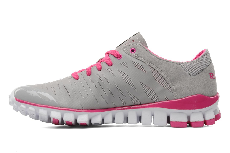 Realflex Fusion Tr Zinc Grey/Dynamic Pink/White