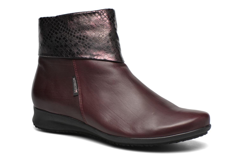 Grandes descuentos últimos zapatos Mephisto Fiducia (Vino) - Botines  Descuento