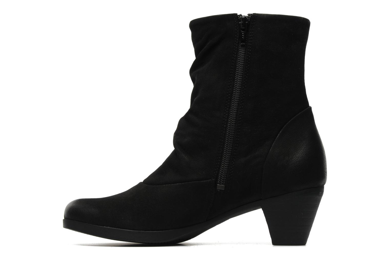 Boots en enkellaarsjes Mephisto Zest Zwart voorkant