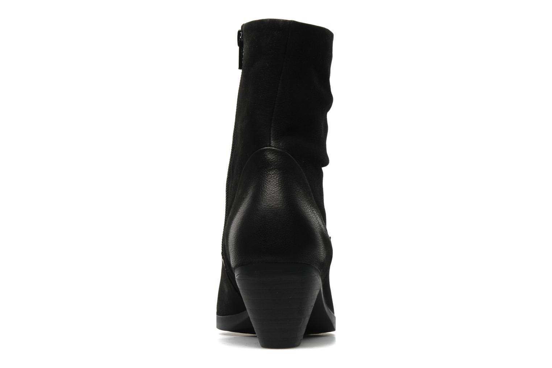 Boots en enkellaarsjes Mephisto Zest Zwart rechts