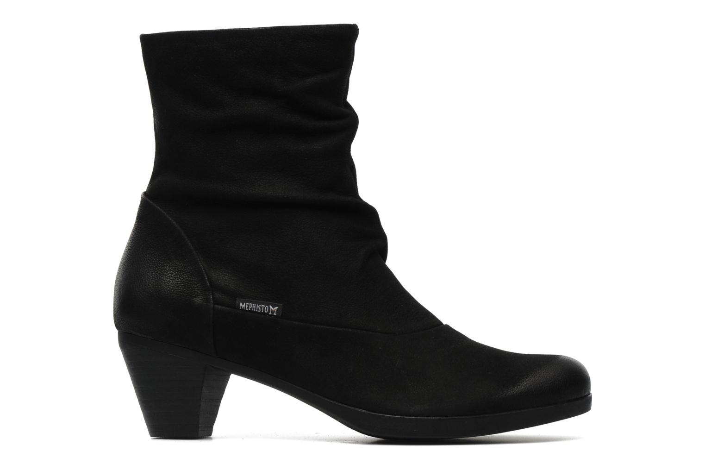 Boots en enkellaarsjes Mephisto Zest Zwart achterkant