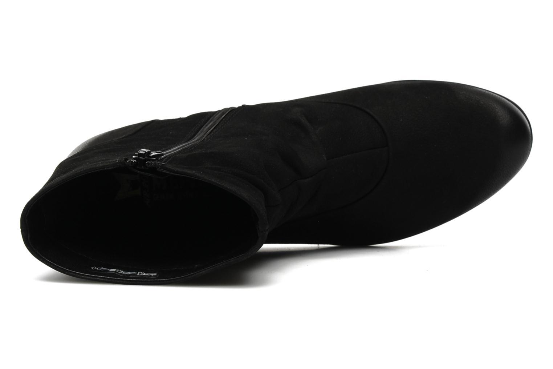 Boots en enkellaarsjes Mephisto Zest Zwart links