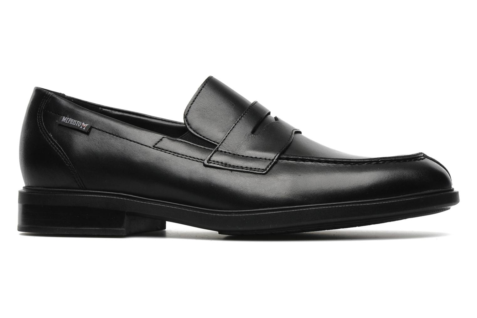 Loafers Mephisto Fortino Black back view