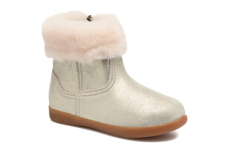 Boots en enkellaarsjes UGG Jorie Zilver detail