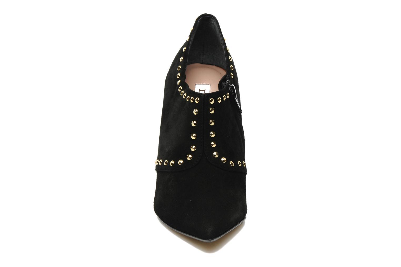 Bottines et boots Dune London Bad Boi Noir vue portées chaussures