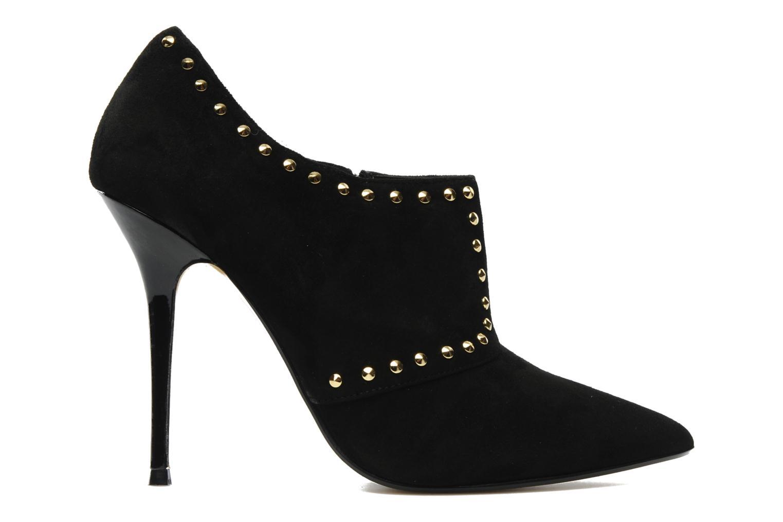 Bottines et boots Dune London Bad Boi Noir vue derrière