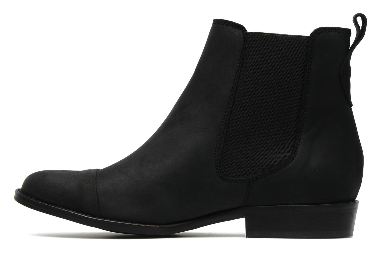 Bottines et boots Pavement Sloopy Noir vue face