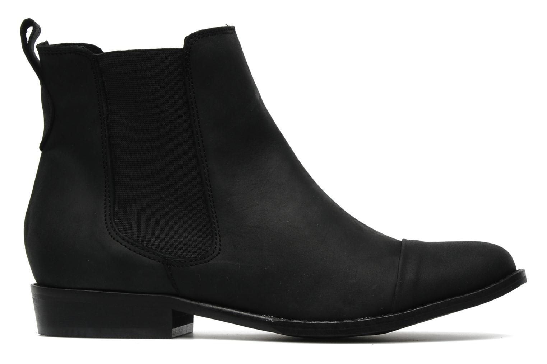 Bottines et boots Pavement Sloopy Noir vue derrière