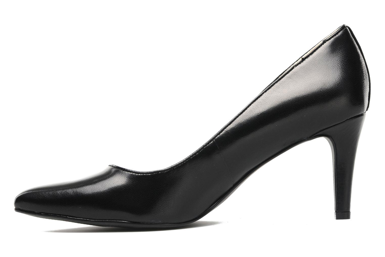 High heels Rockport Lendra Pump Black front view