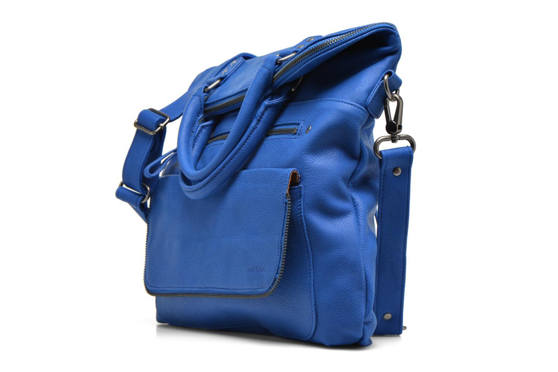 Handtassen Nat & Nin Carrie Blauw model