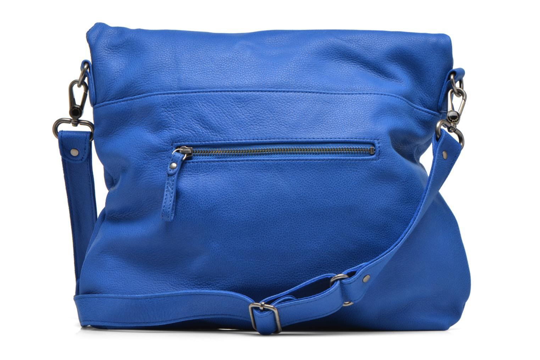 Handbags Nat & Nin Carrie Blue front view