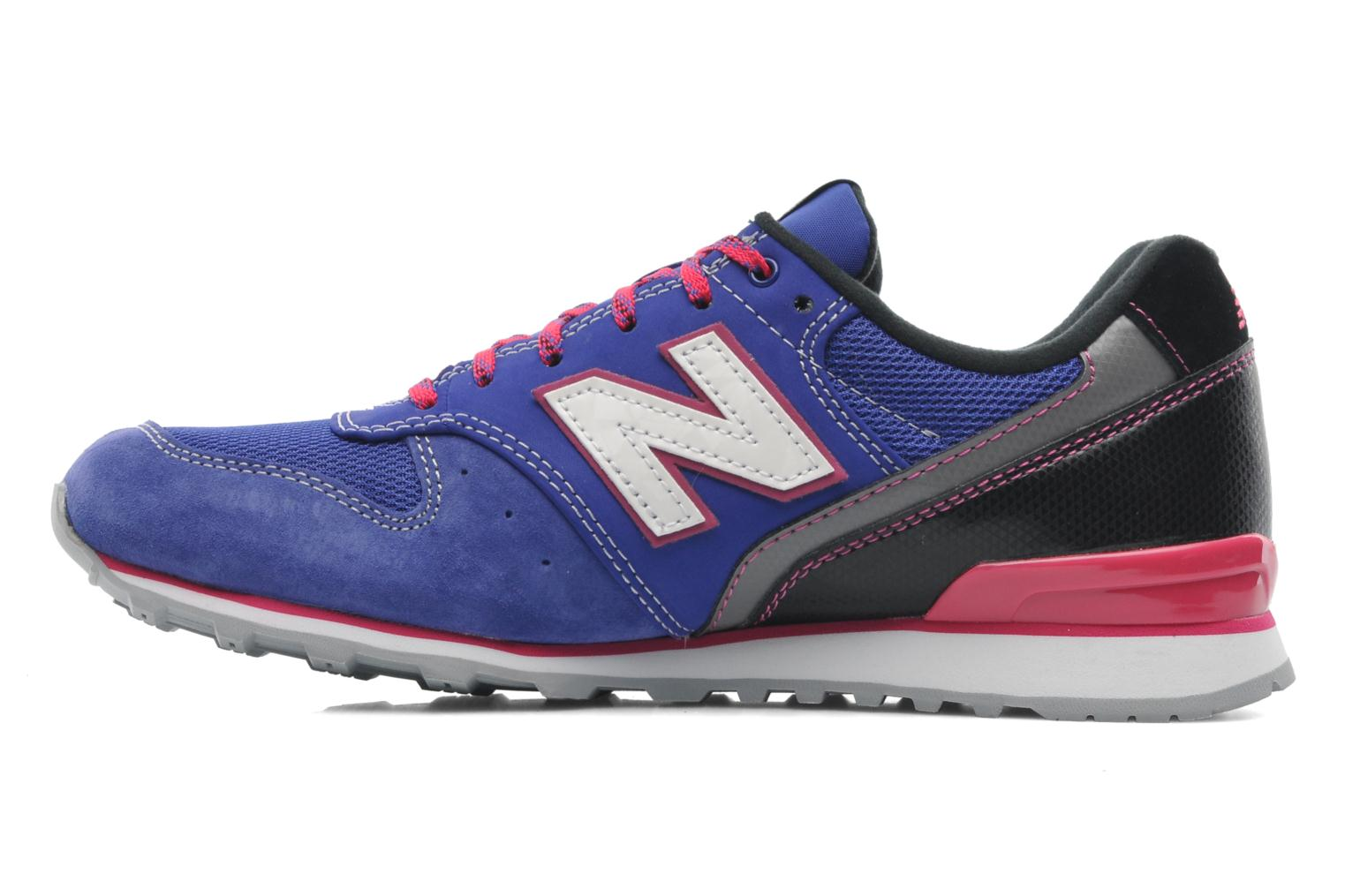 Baskets New Balance WR996 Violet vue face