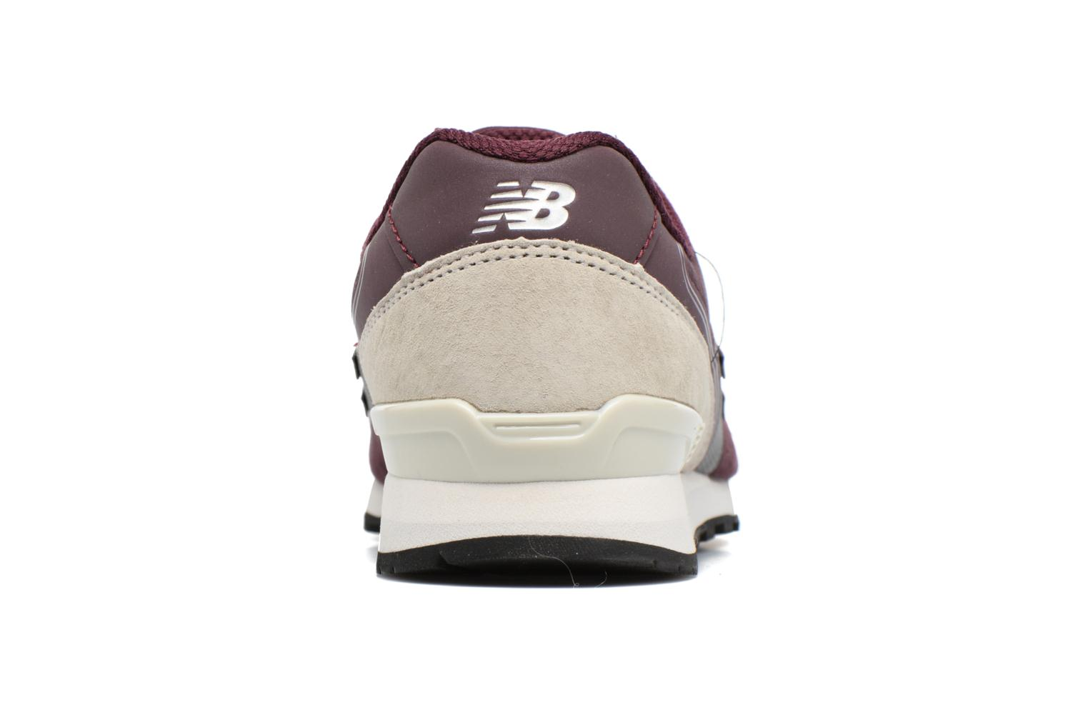 Trainers New Balance WR996 Purple view from the right