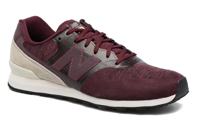 Sneaker New Balance WR996 lila detaillierte ansicht/modell