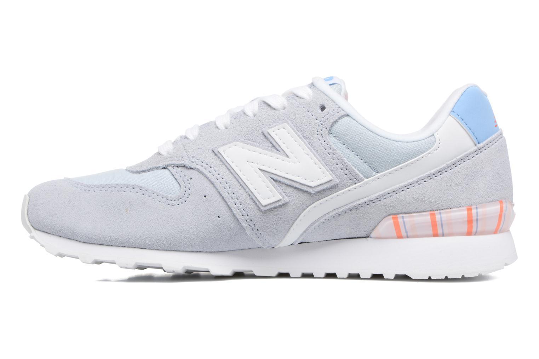 Sneaker New Balance WR996 grau ansicht von vorne