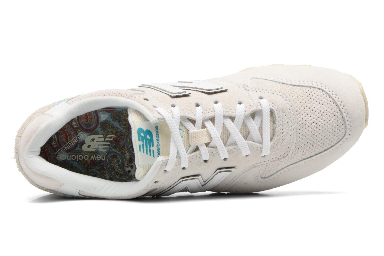 Sneaker New Balance WR996 weiß ansicht von links