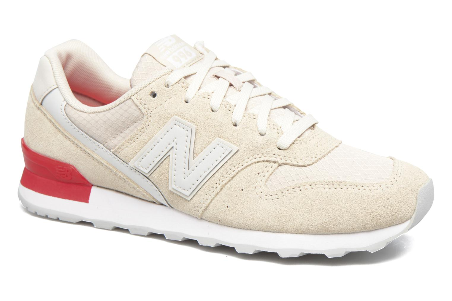 Sneakers New Balance WR996 Beige detail