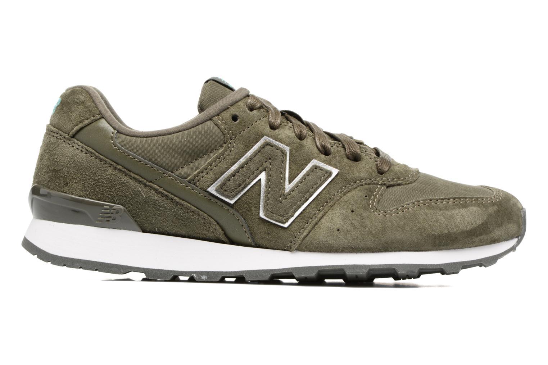 Sneakers New Balance WR996 Grøn se bagfra