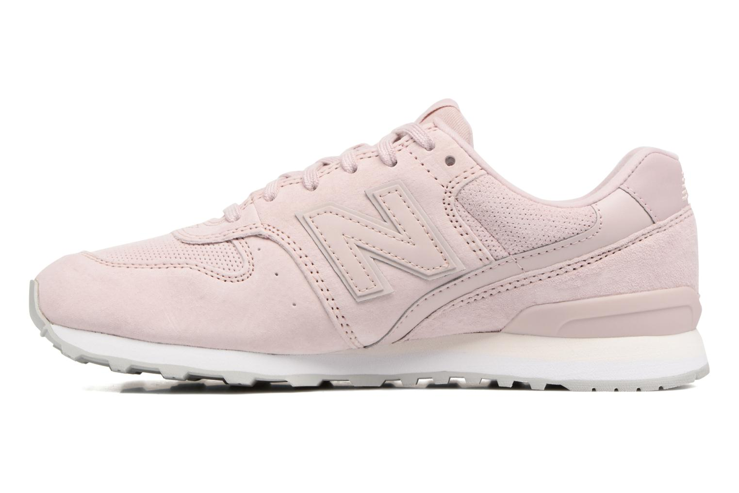 Sneakers New Balance WR996 Rosa immagine frontale