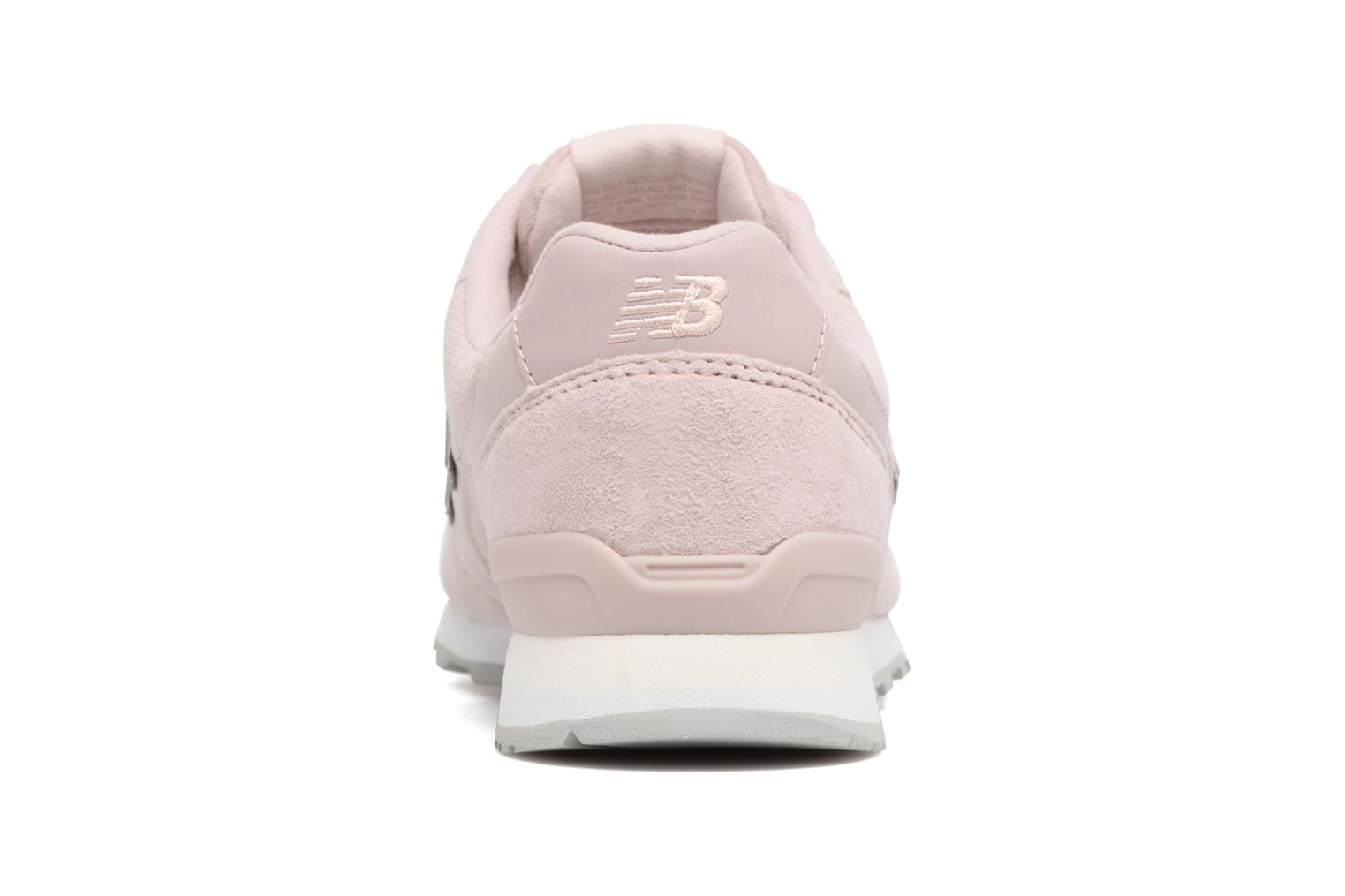 Trainers New Balance WR996 Pink view from the right