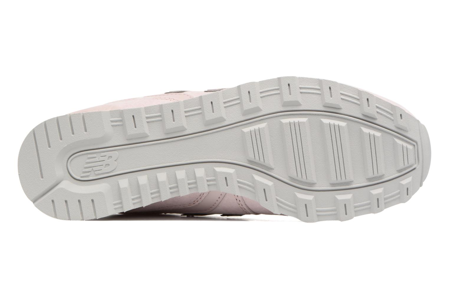 Trainers New Balance WR996 Pink view from above