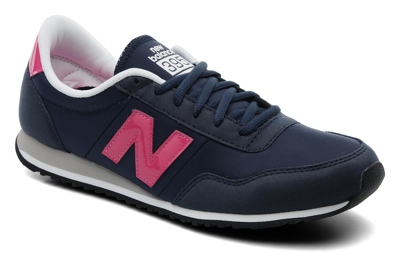 new balance u395 bleu et noir