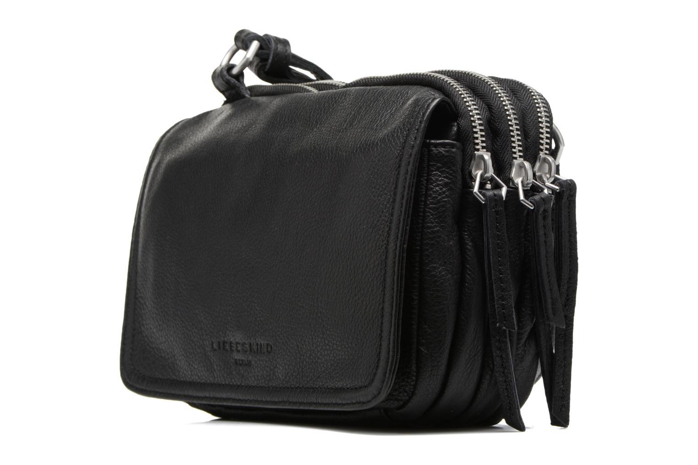 Handtaschen Liebeskind Berlin Maike schwarz schuhe getragen