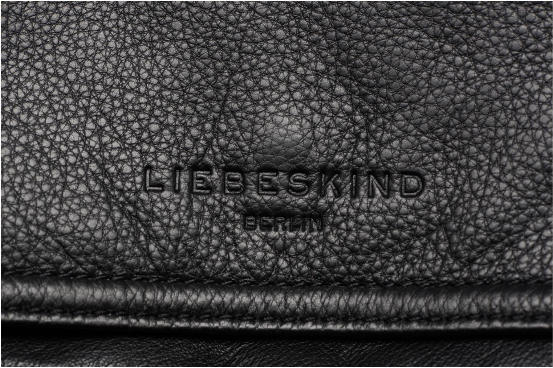 Handtaschen Liebeskind Berlin Maike schwarz ansicht von hinten