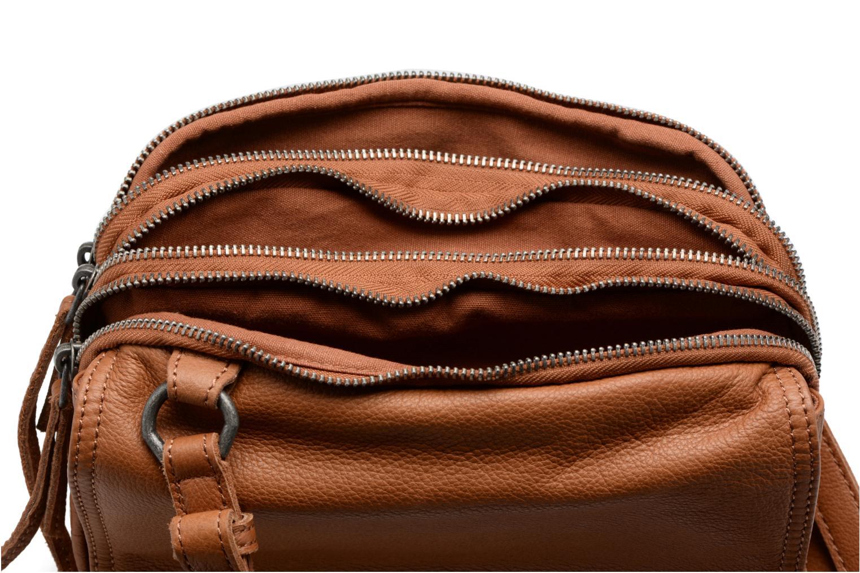 Handbags Liebeskind Berlin Maike Brown back view