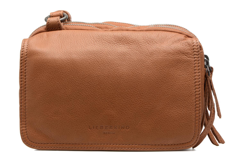Handbags Liebeskind Berlin Maike Brown detailed view/ Pair view