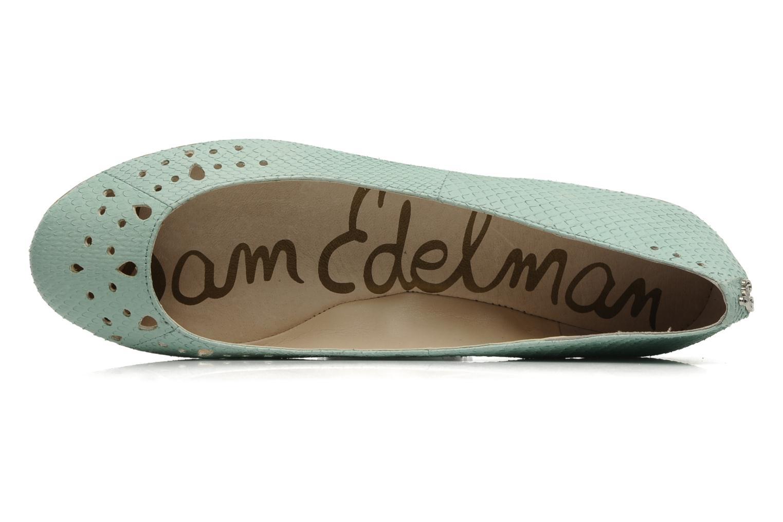 Ballerines Sam Edelman Leighton Vert vue gauche